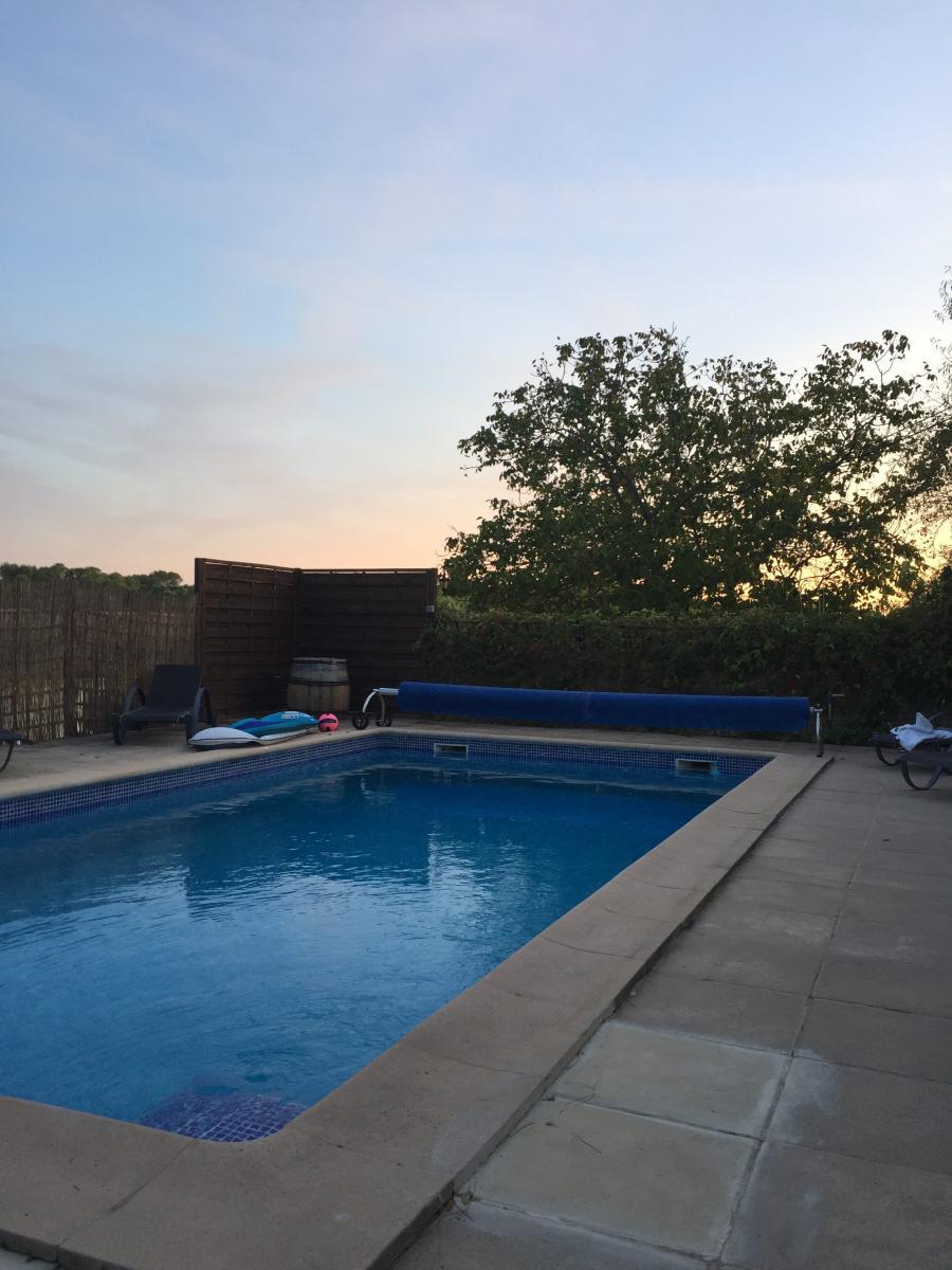 piscine la maison d 39 elouann